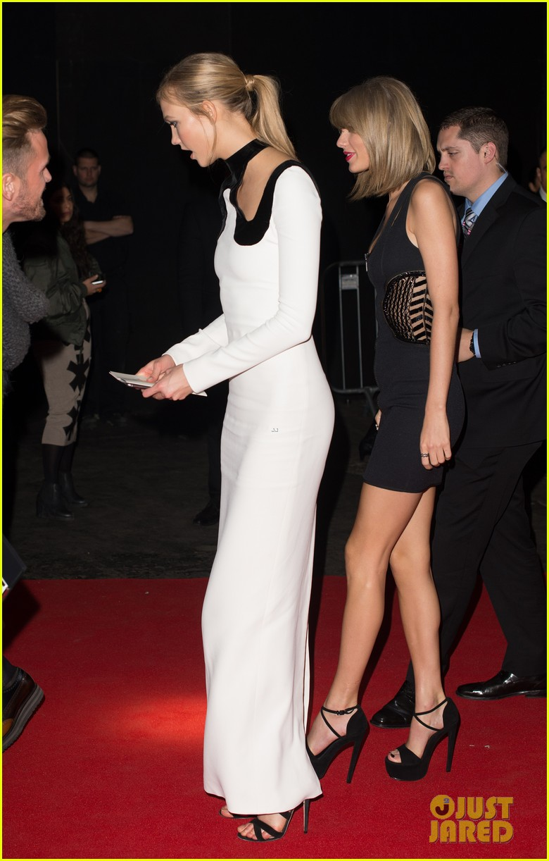 taylor swift kanye west hang out again brits 09