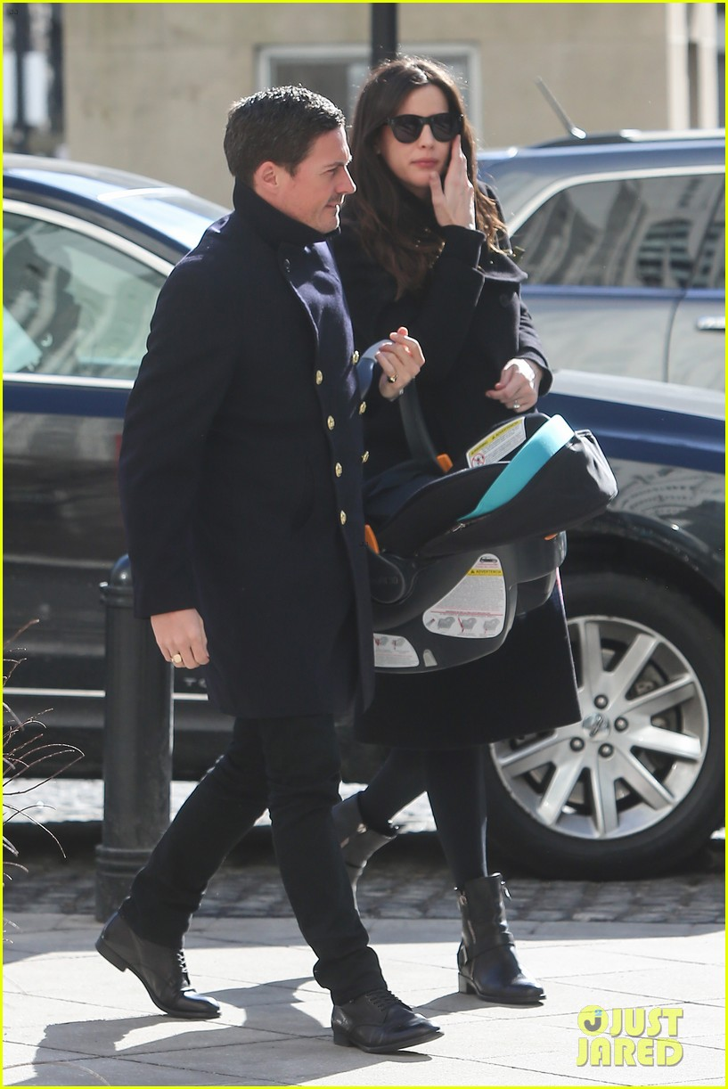 Liv Tyler & Dave Gardner Are Ready to Take Their Baby Home!: Photo 3313740 | Dave Gardner, Liv Tyler Pictures | Just Jared