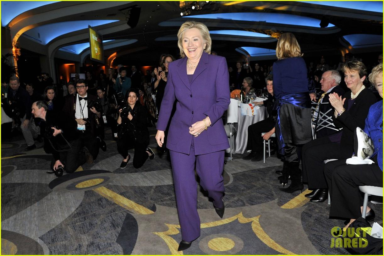 Uzo Aduba & America Ferrera Help Honor Hillary Clinton at Emily's List ...