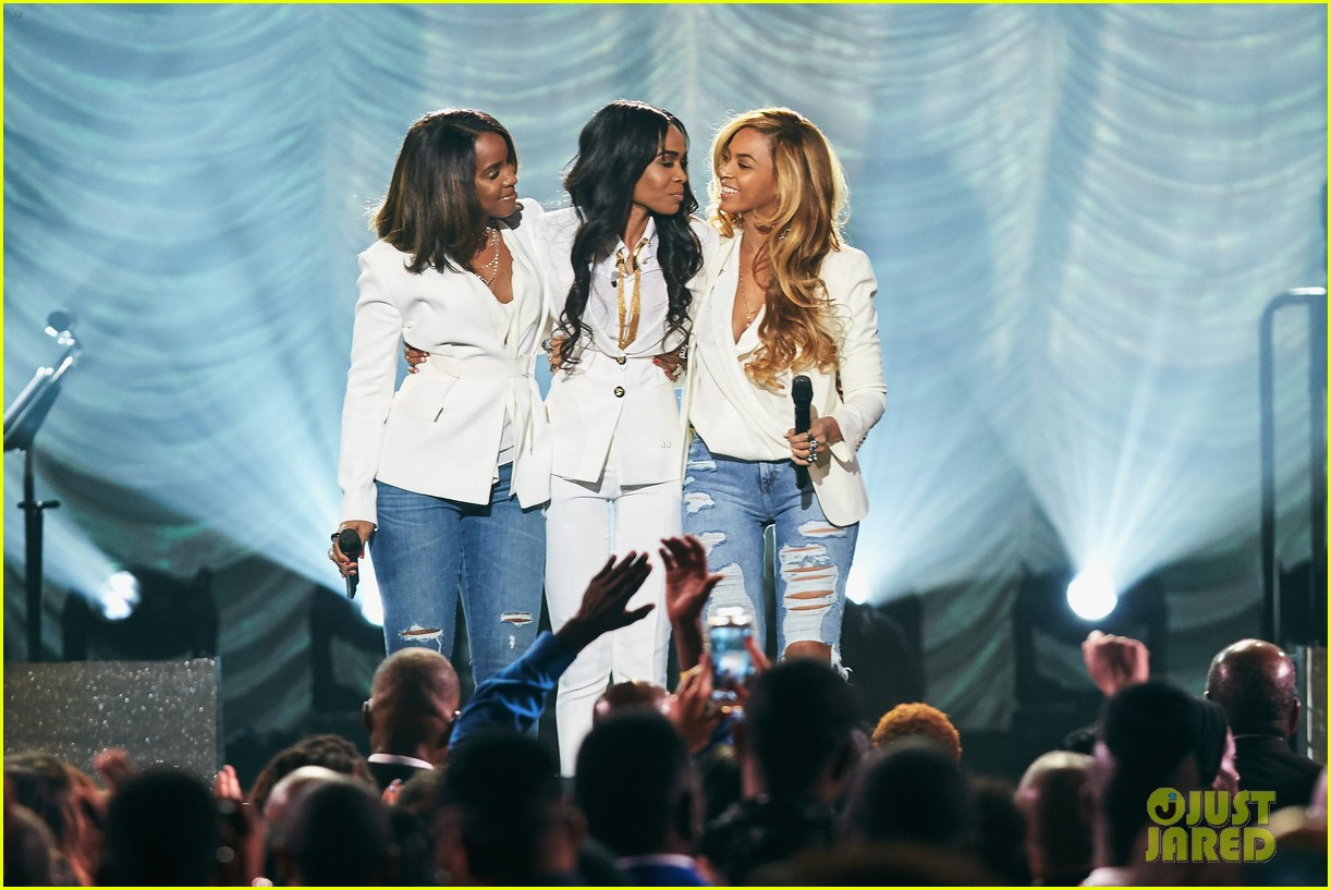 Beyonce Has a Destiny's Child Reunion for 'Say Yes ...