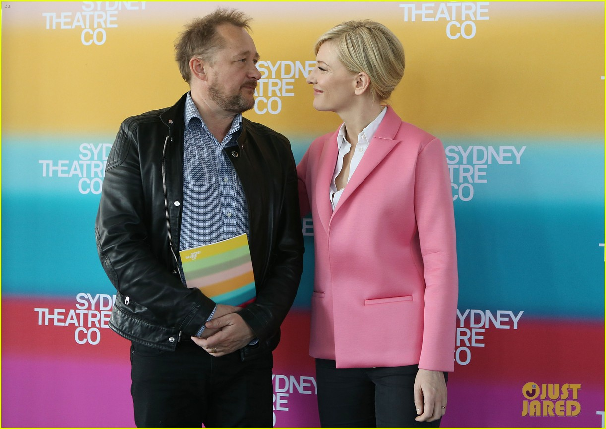 Pics Photos - Cate Blanchett Husband Andrew Upton Cate Blanchett Husband