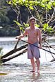 josh brolin goes shirtless for paddleboarding fun in hawaii 03