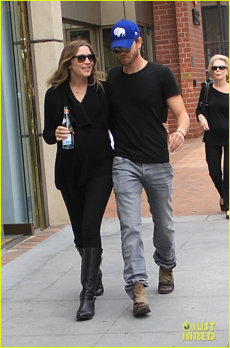 Sarah Roemer and chad michael murray