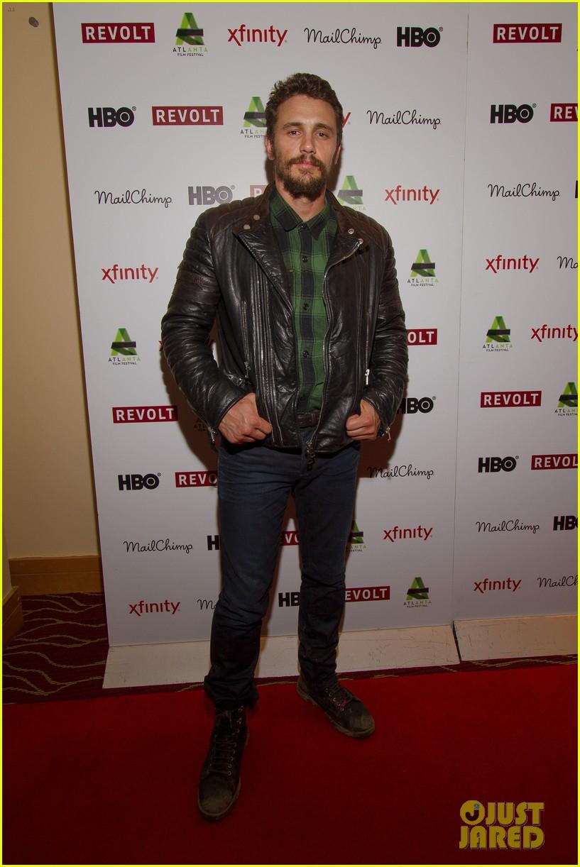 james franco helps kick off the atlanta film festival 14