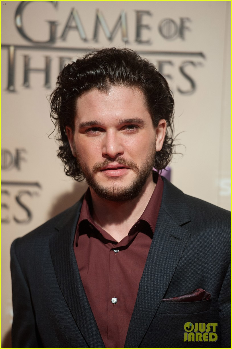 kit harington game of thrones season 5 in london 023328890