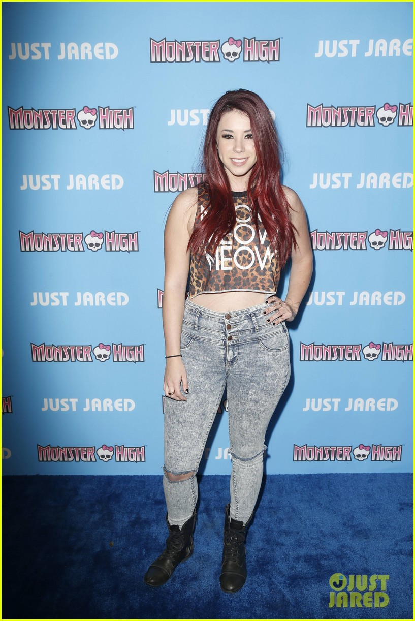 Victoria Justice Has a 'Victorious' Throwback at #JJTBTParty Presented