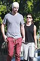 lea michele reunites with jonathan groff on glee this week 18