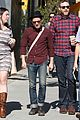 elijah wood out with friends for lunch 02