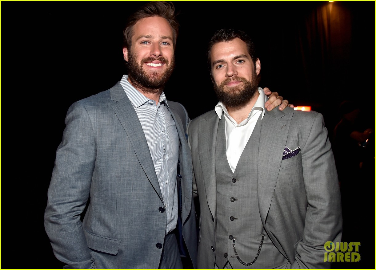 cinemacon basically was hollywoods hot men convention 323352888