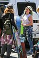 hilary duff after dance rehearsal 01