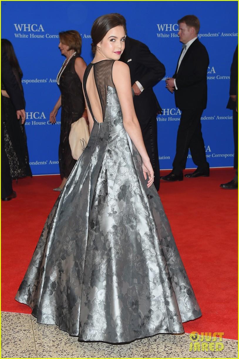 Gina Rodriguez Brings Henri Esteve To White House