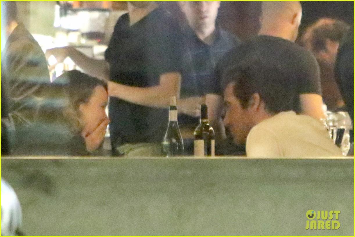 Jake Gyllenhaal & Rachel McAdams Have Dinner Together - See the Pics! Rachel Mcadams