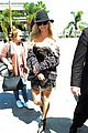 kesha sexy outfit airport 17