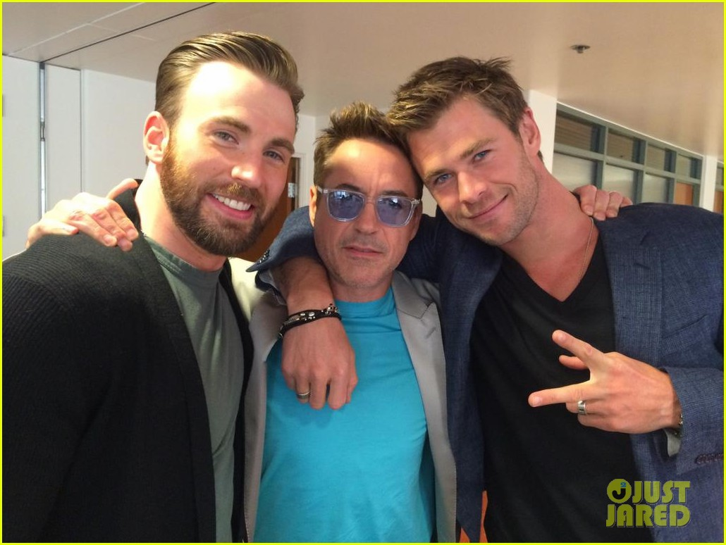 Avengers Cast Tour Tumblr