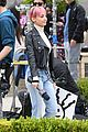 nicole richie treats herself to a antique road show sunday 07