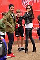 beckham family romeo london marathon 19