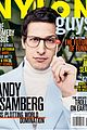 andy samberg gushes about wife nylon guys 05