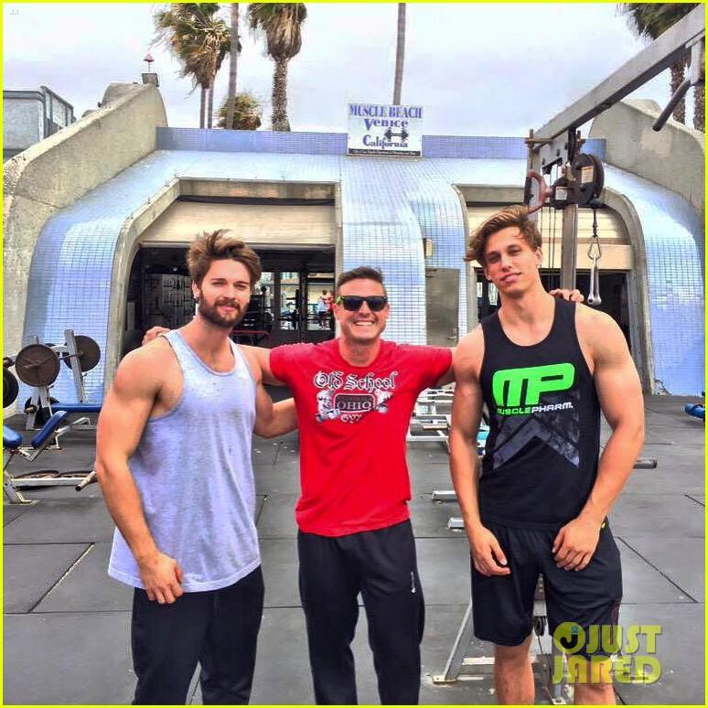 Patrick Schwarzenegger Patrick Schwarzenegger Takes a
