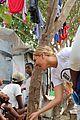 beyonce visits haiti earthquake victims instagram pics 07