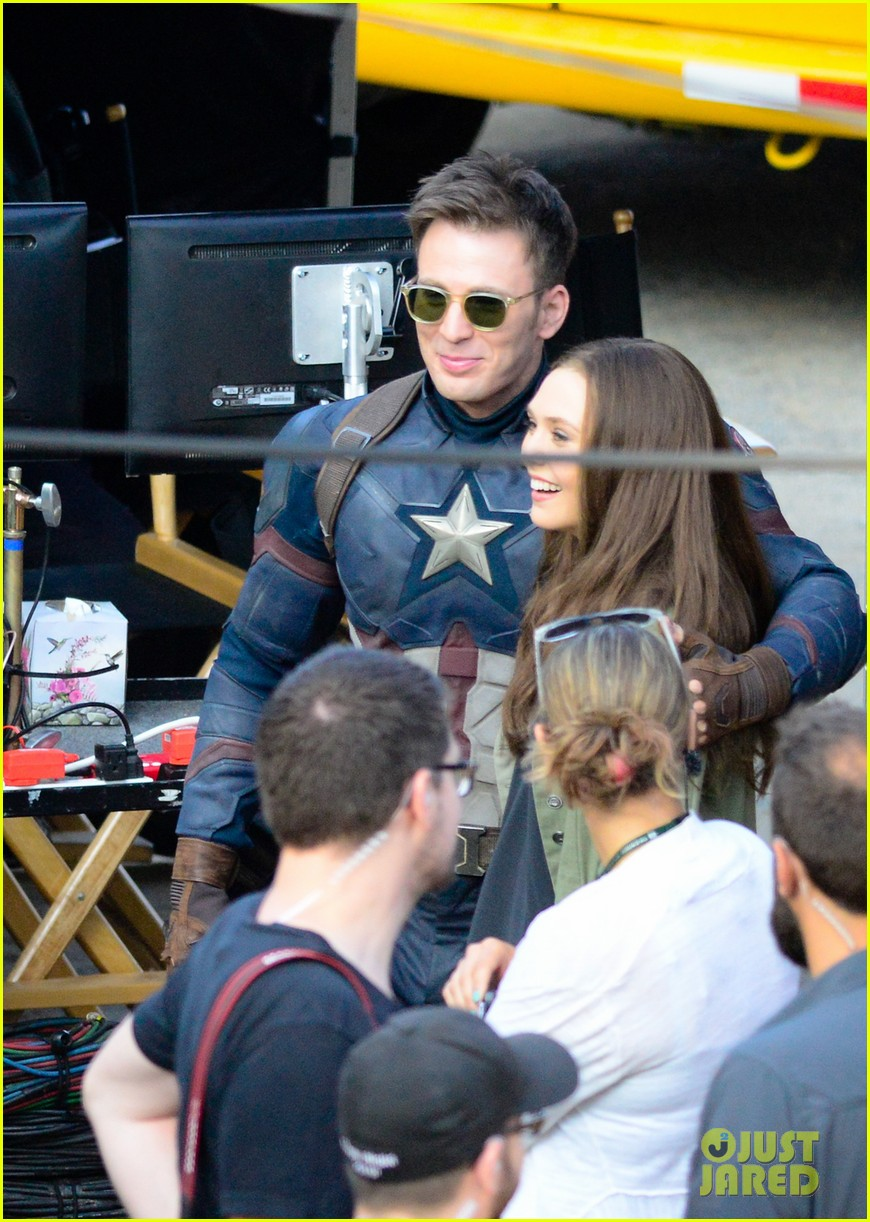 Franchise Marvel/Disney #3 Captain-america-civil-war-cast-had-great-time-on-set-12