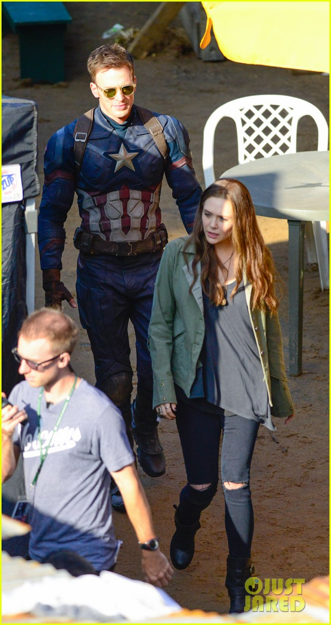 Franchise Marvel/Disney #3 Captain-america-civil-war-cast-had-great-time-on-set-14