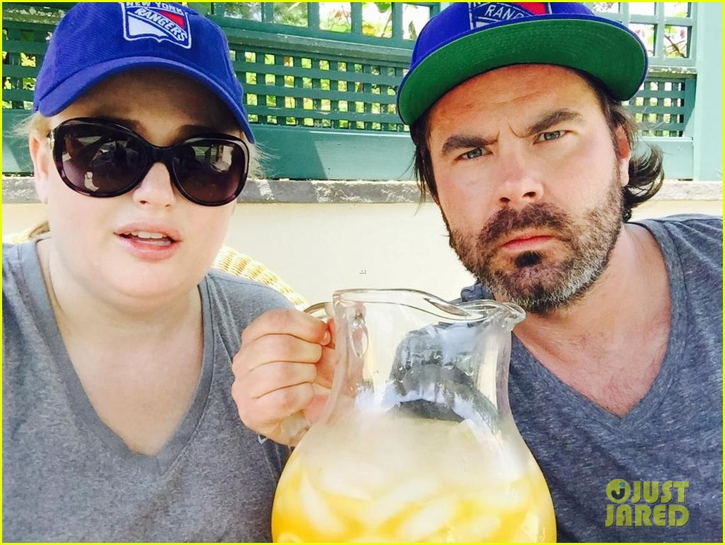Rebel Wilson Is Rumored to Be Dating Mickey Gooch See Cute