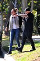 cameron diaz benji madden hang with drew barrymore 01