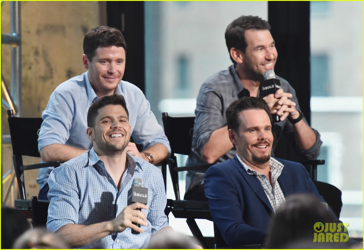 entourage cast creator doug ellin are not worried about critics 123379193