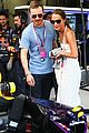 michael fassbender alicia vikander couple up at f1 grand prix 02