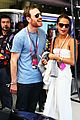 michael fassbender alicia vikander couple up at f1 grand prix 04