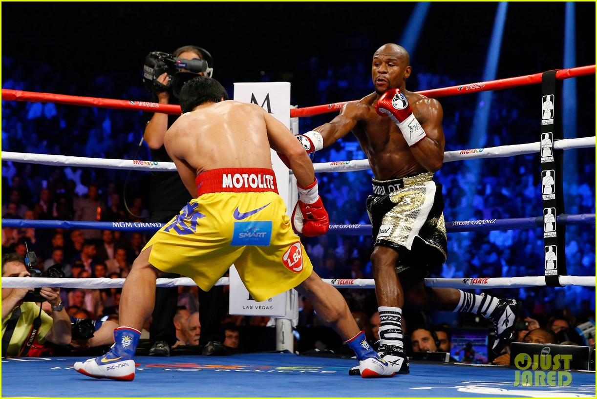 celebrities were not impressed by mayweather v pacquiao fight 083361119