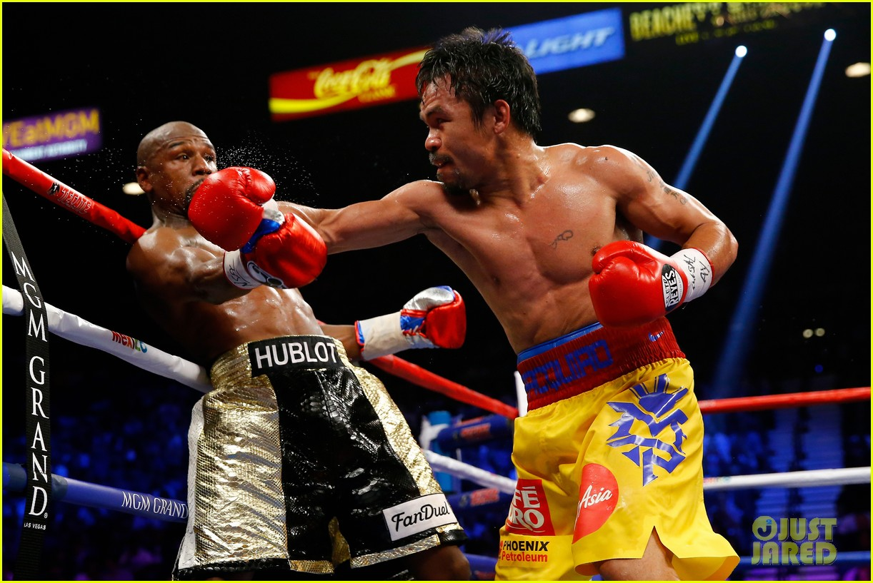 celebrities were not impressed by mayweather v pacquiao fight 183361129