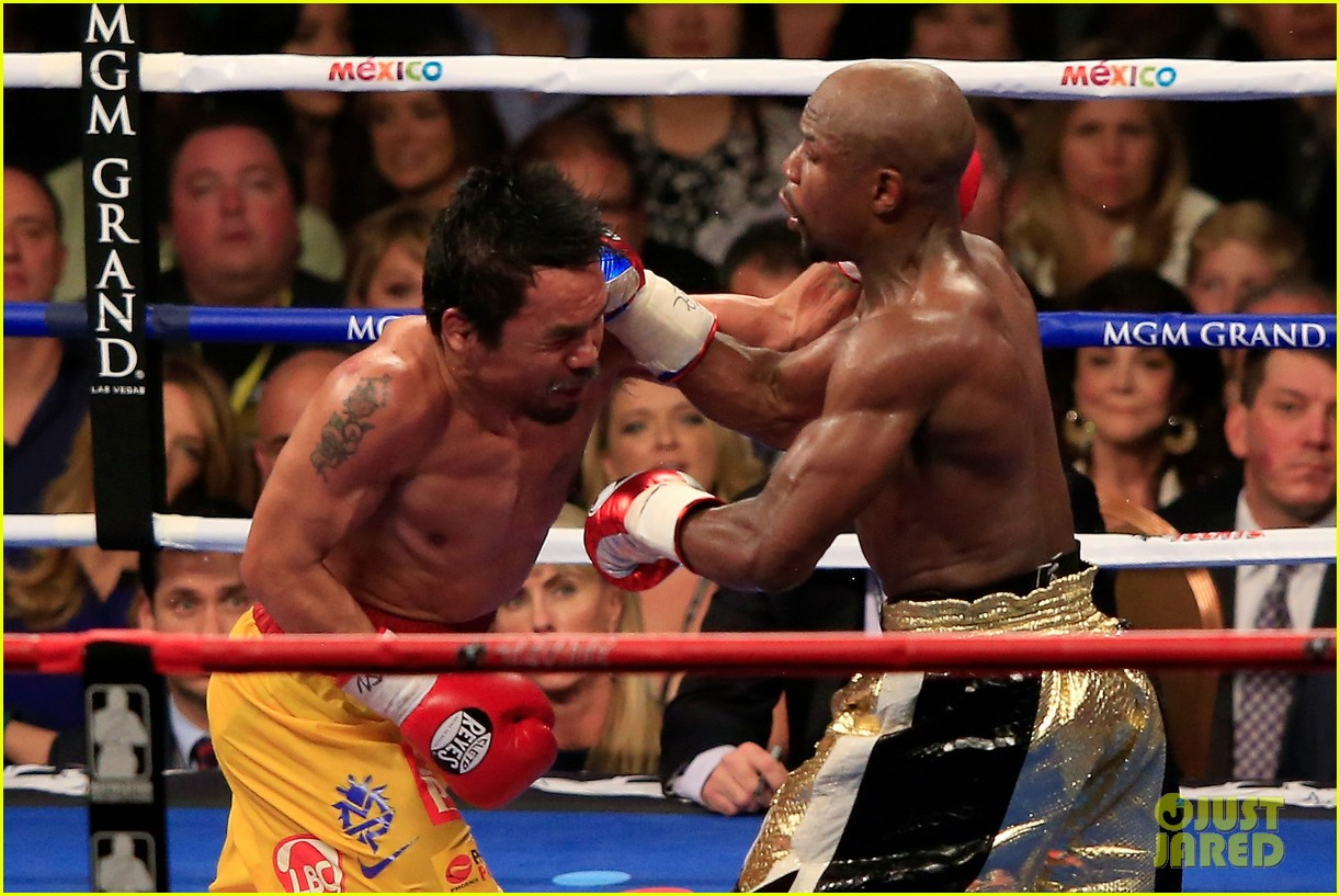 celebrities were not impressed by mayweather v pacquiao fight 223361133