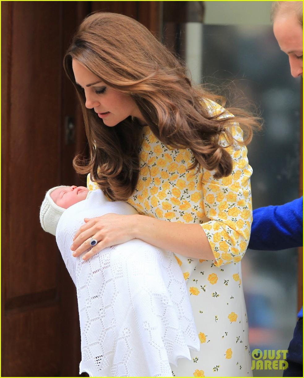 Will Prince William & Kate Middleton Name Royal Baby