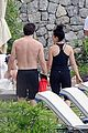 jake gyllenhaal goes shirtless during italy vacation with greta caruso 02