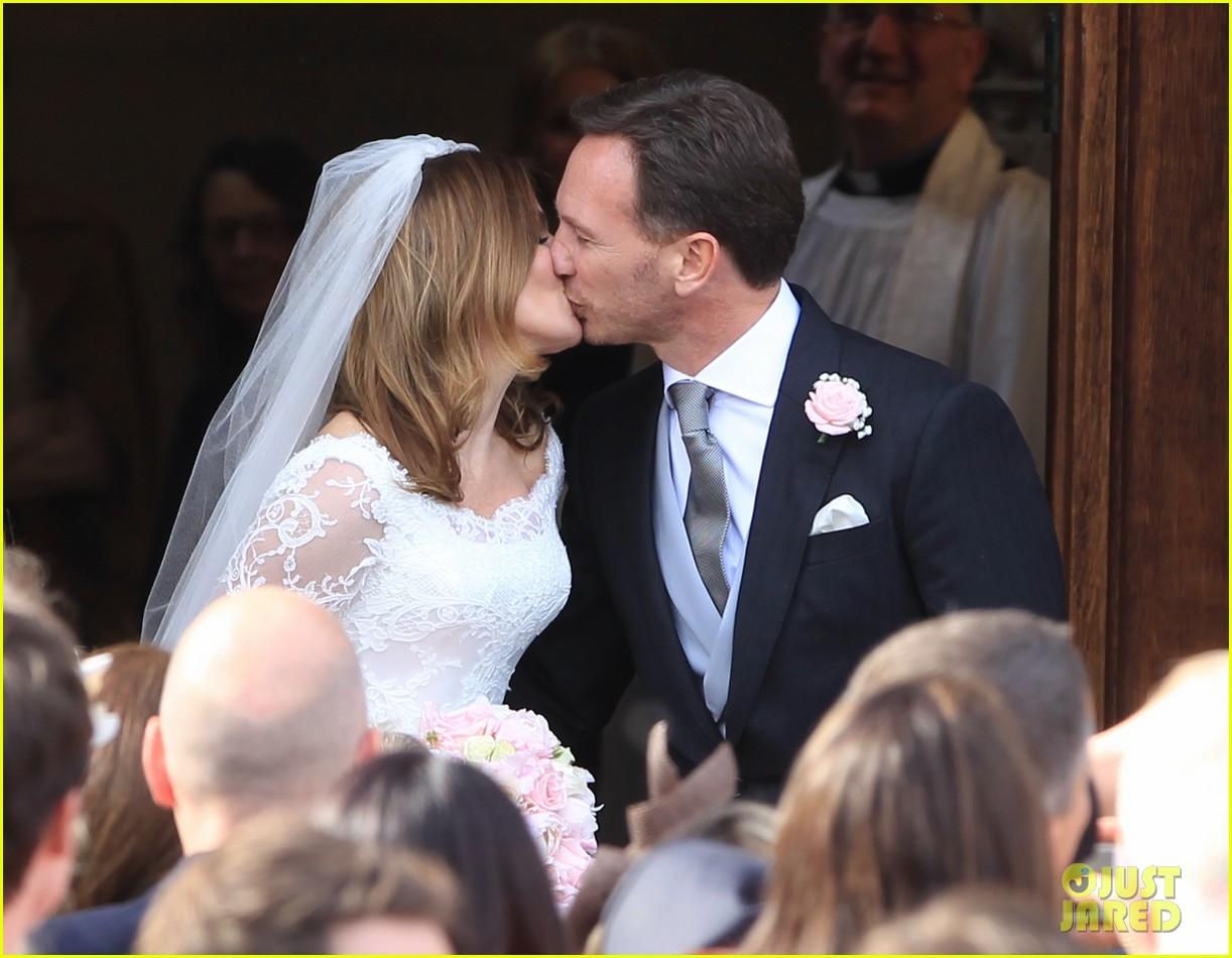 geri halliwell is married spice girls wedding photos 16