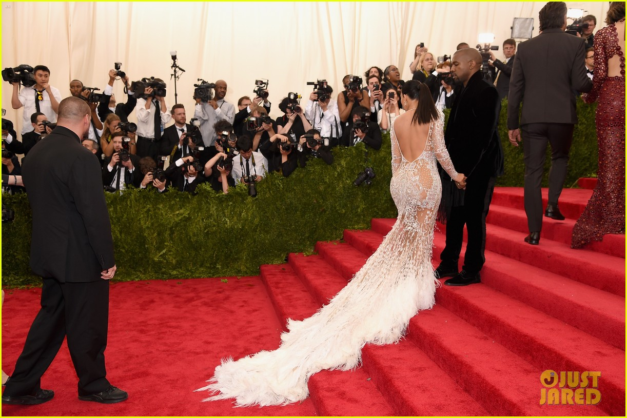 kim kardashians met gala 2015 dress was inspired by cher 11