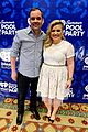 kelly clarkson adam lambert vegas pool party 11