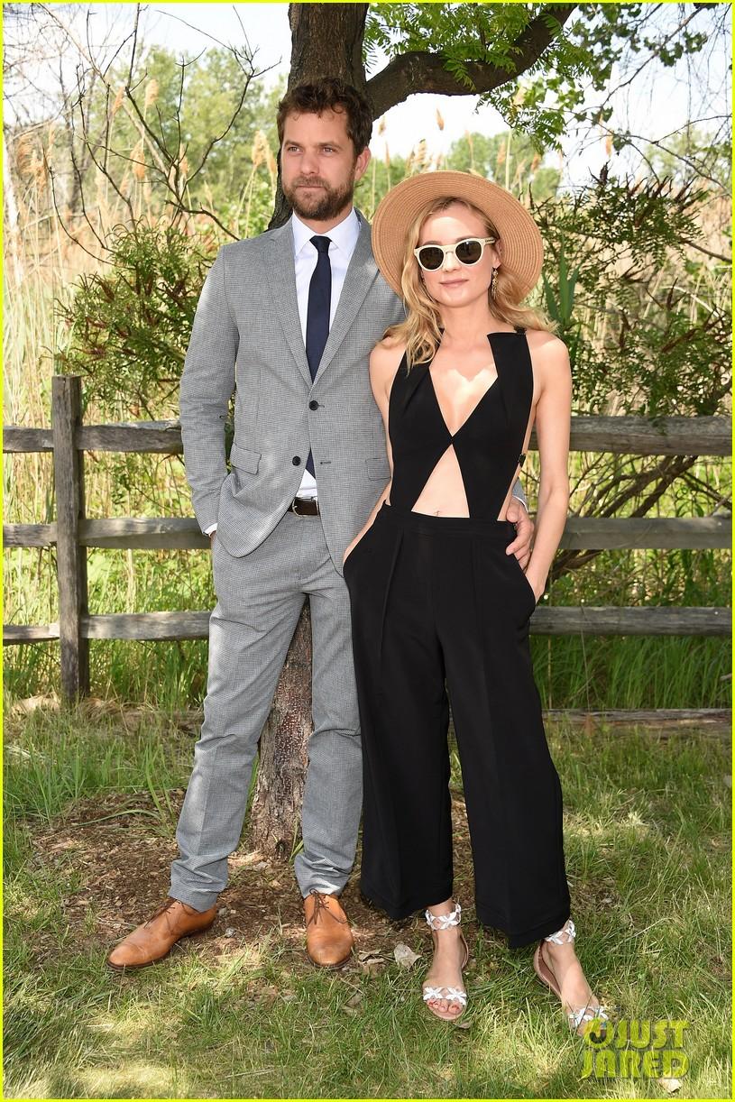 Diane Kruger & Joshua Jackson Are Perfect Couple at Veuve ...