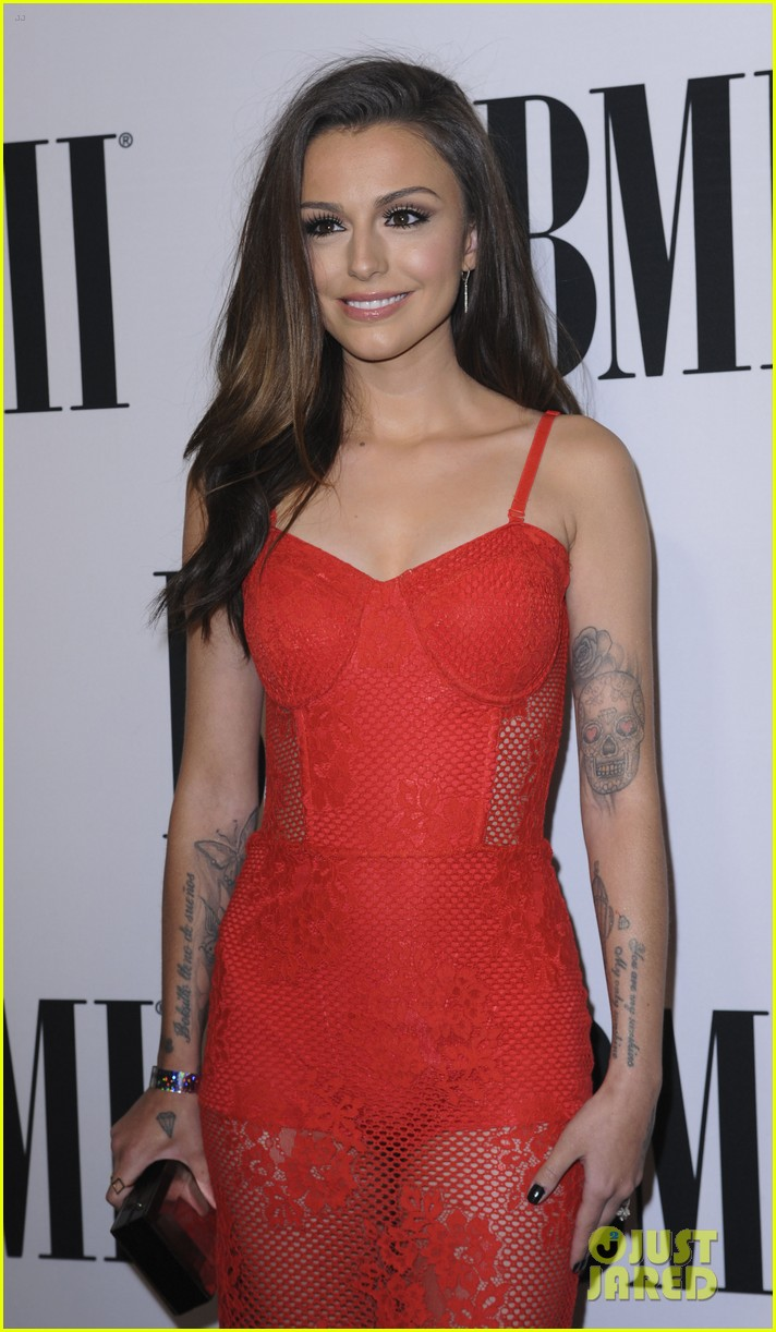 cher lloyd phillips2 andy grammer pink bmi awards 09