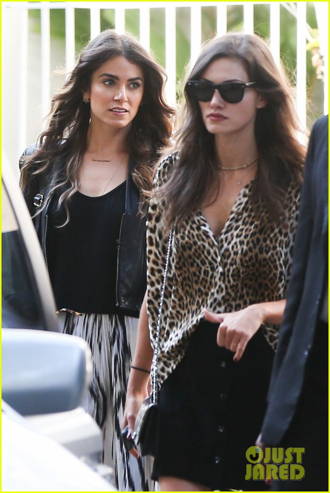 nikki reed phoebe tonkin have a girls day out in rio 023361028