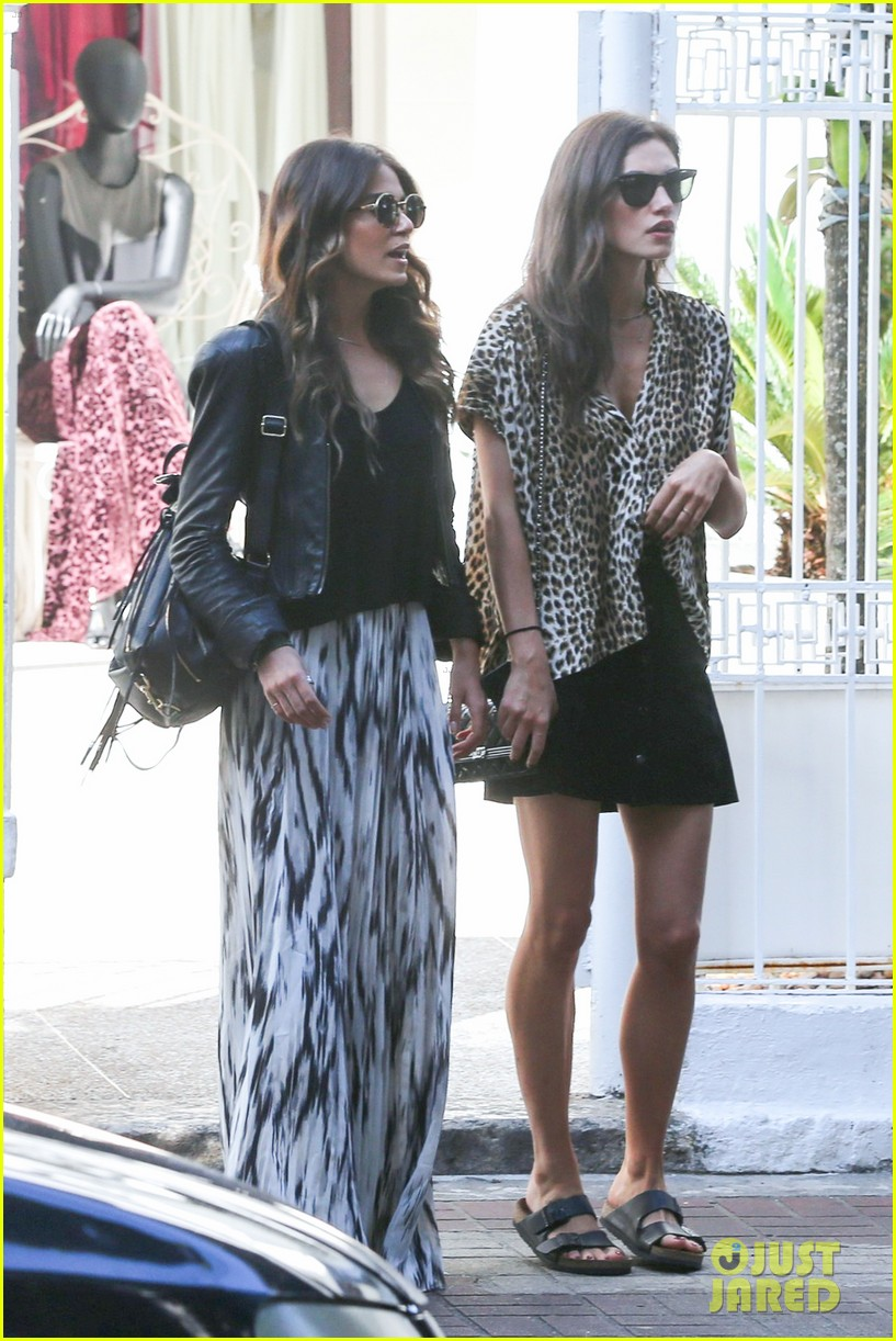nikki reed phoebe tonkin have a girls day out in rio 053361031