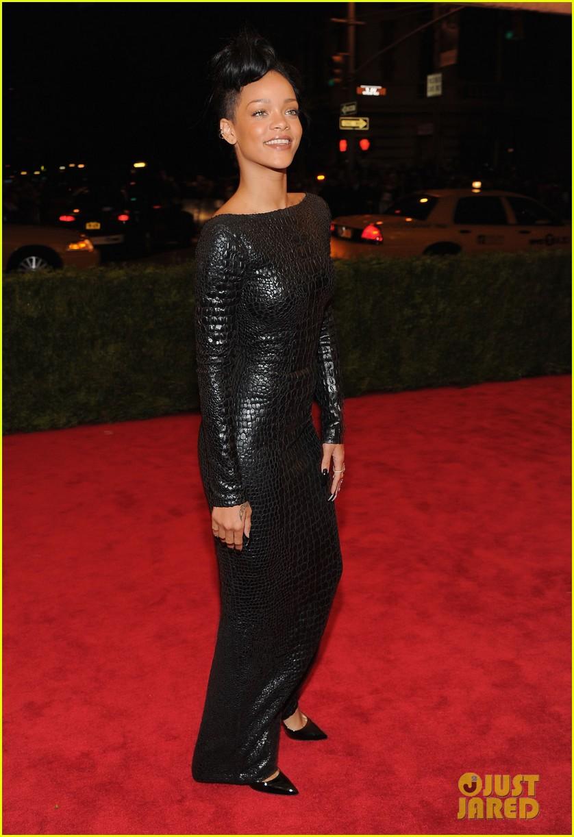 Rihanna S Ravishing Met Gala Looks Evolved Over The Years