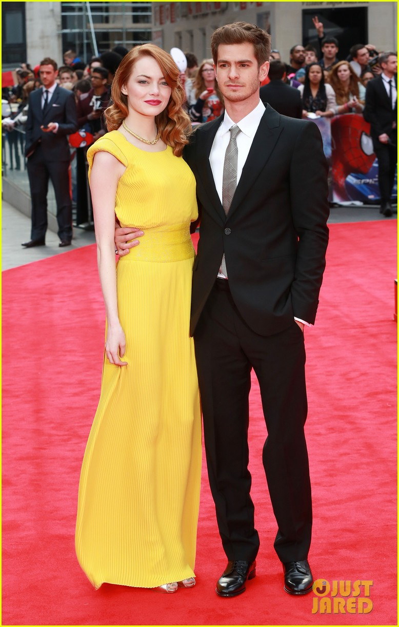 Andrew Garfield And Emma Stone Engaged Ring   www.galleryhip.com - The ...