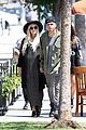 ashlee simpson evan ross tina simpson engaged lunch 01