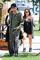ashlee simpson evan ross tina simpson engaged lunch 20