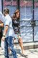 caitlyn jenner looks super colorful in second outfit of day 17