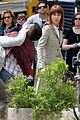 ghostbusters first day filming set pics 22