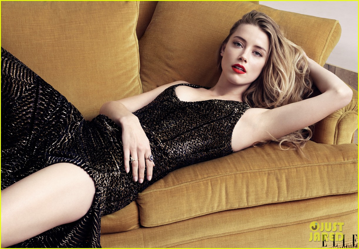 Amber Heard Talks Life After Marrying Johnny Depp!: Photo 3389693 ...