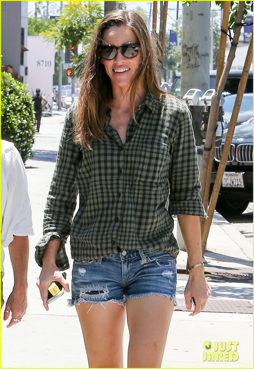 ... of hilary swank fathers day photo 18 | Photo 3399249 | Just Jared
